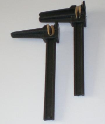 Pair of quick clamps