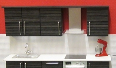 1-CLICK KIT - Wall units with extractor