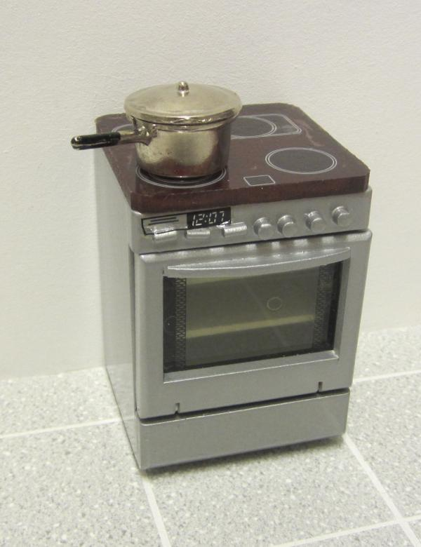 *SALE-SECONDS* Economy silver cooker (stove)