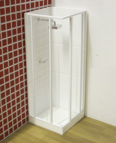 *LAST ONE* ELF Corner shower + sliding doors