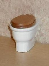 *LAST FEW* Streamlined economy toilet